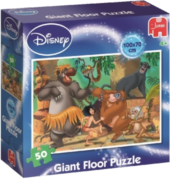 Disney Jungle Book Großes Bodenpuzzle (Kinderpuzzle) | Dodax.at