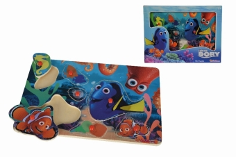 Finding Dory (Holzpuzzle) | Dodax.nl