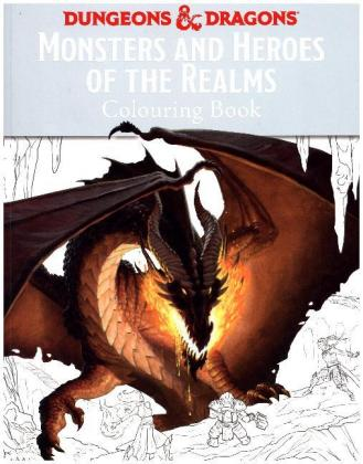 Monsters and Heroes of the Realms | Dodax.ch