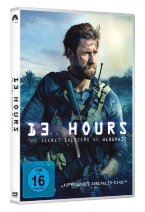 13 Hours: The Secret Soldiers of Benghazi, 1 DVD | Dodax.at