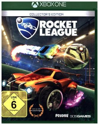 Rocket League (Collector's Edition) - Xbox One | Dodax.ch