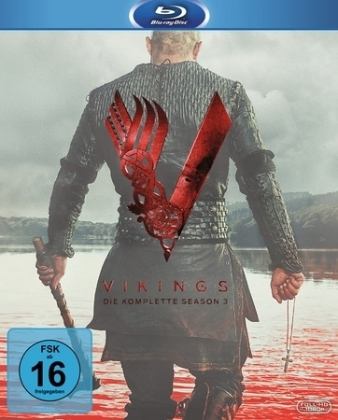 Vikings, 3 Blu-rays. Staffel.3 | Dodax.at