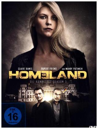 HOMELAND SEASON 5 | Dodax.co.uk