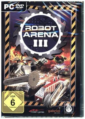 Robot Arena III, 1 DVD-ROM | Dodax.at