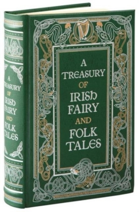 Treasury of Irish Fairy and Folk Tales | Dodax.pl
