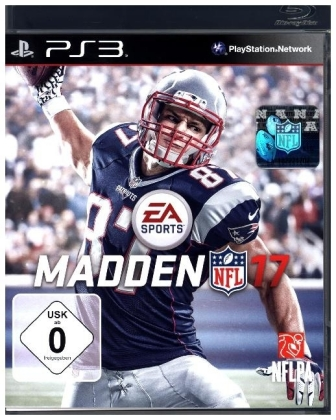 MADDEN NFL 17, PS3-Blu-ray Disc | Dodax.nl