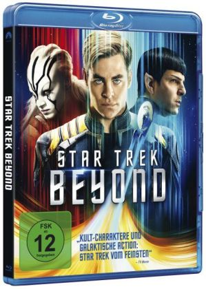 Star Trek Beyond, Blu-ray | Dodax.ca
