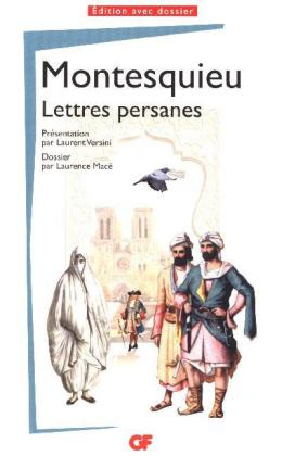 Lettres persanes | Dodax.at