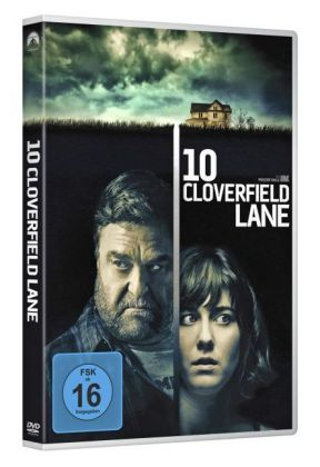 10 Cloverfield Lane, DVD | Dodax.de