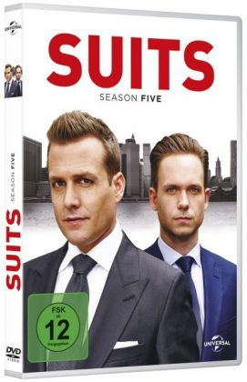Suits, 4 DVDs. Season.5 | Dodax.de