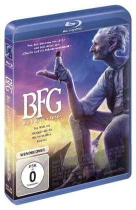 BFG - Big Friendly Giant, Blu-ray | Dodax.ch