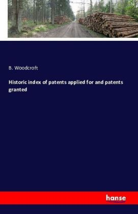 Historic index of patents applied for and patents granted | Dodax.de