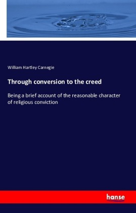 Through conversion to the creed | Dodax.ch
