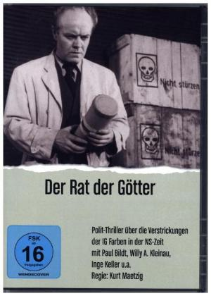 Der Rat der Götter, 1 DVD | Dodax.at