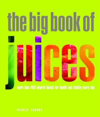 The Big Book of Juices | Dodax.at