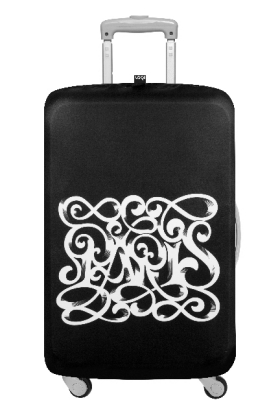 Luggage Cover TYPE Paris Art Deco | Dodax.co.jp