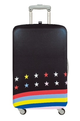 Luggage Cover TRAVEL Stars & Stripes | Dodax.co.jp