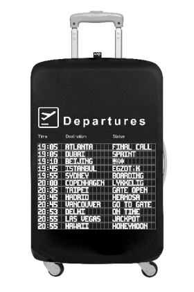 Luggage Cover Arrivals | Dodax.co.uk