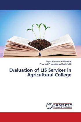 Evaluation of LIS Services in Agricultural College | Dodax.ch