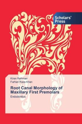 Root Canal Morphology of Maxillary First Premolars | Dodax.pl