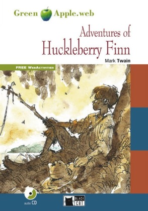 The Adventures of Huckleberry Finn, w. Audio-CD | Dodax.at
