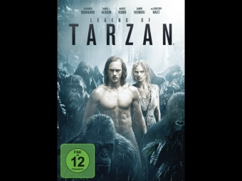 Legend of Tarzan, 1 DVD | Dodax.ch