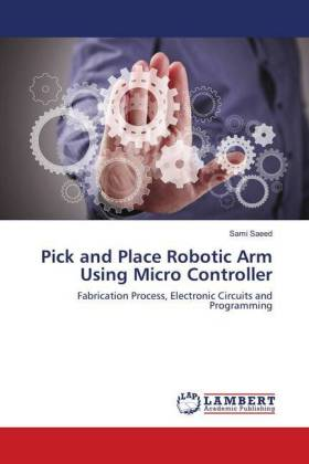 Pick and Place Robotic Arm Using Micro Controller | Dodax.ch