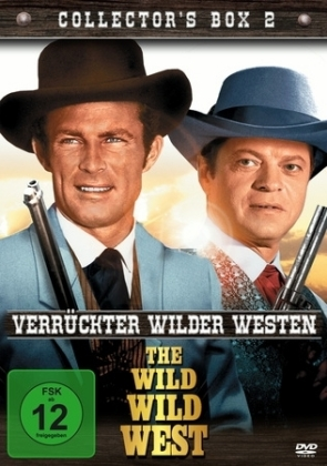 Wild Wild West - Verrückter wilder Westen, 4 DVD (Collector's Box) | Dodax.ch