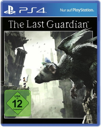The Last Guardian - PlayStation 4 | Dodax.co.uk
