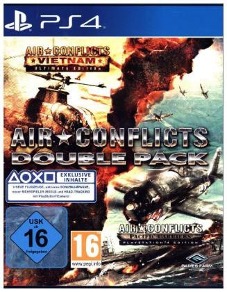 Air Conflicts: Double Pack German Edition - PS4 | Dodax.ch