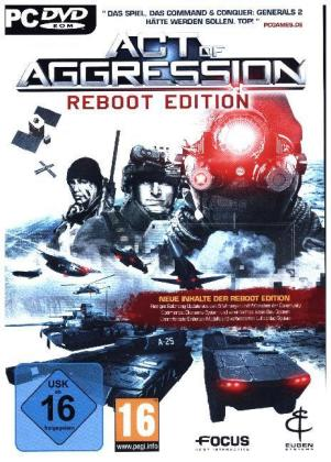 Act of Aggression, 1 DVD-ROM (Reboot-Edition) | Dodax.ch