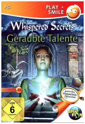Whispered Secrets: Geraubte Talente, DVD-ROM | Dodax.co.jp