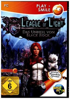 League of Light, Das Unheil von Black Rock, 1 DVD-ROM | Dodax.co.jp