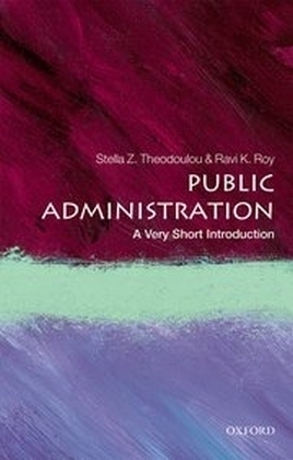 Public Administration: A Very Short Introduction | Dodax.at