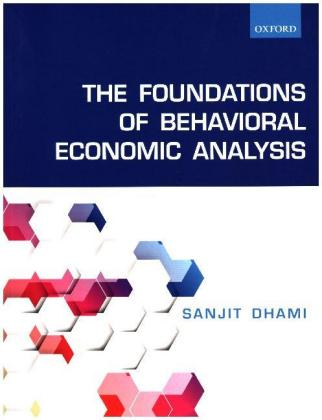 The Foundations of Behavioral Economic Analysis | Dodax.de
