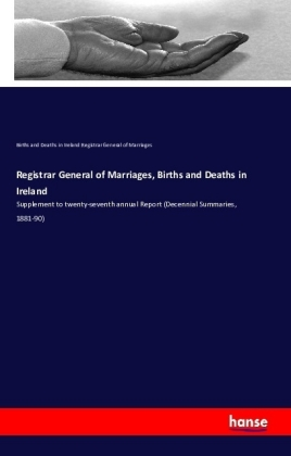 Registrar General of Marriages, Births and Deaths in Ireland | Dodax.at