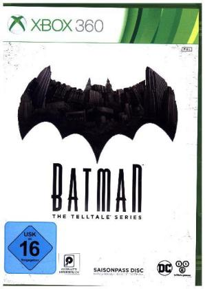 Batman: The Telltale Series, Xbox360-DVD | Dodax.de
