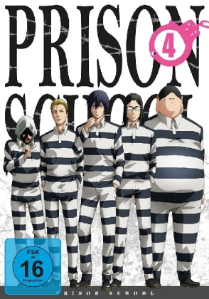 Prison School, 1 DVD. Nr.4 | Dodax.at
