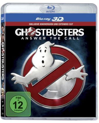Ghostbusters (2016) - 3D Version EXT (2 Disc) | Dodax.es