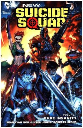 New Suicide Squad - Pure Insanity | Dodax.nl