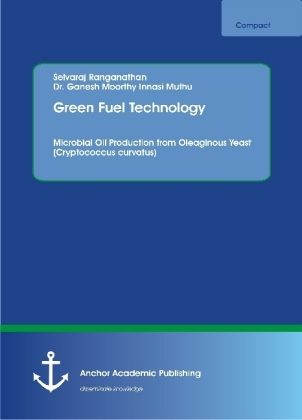 Green Fuel Technology. Microbial Oil Production from Oleaginous Yeast (Cryptococcus curvatus) | Dodax.at