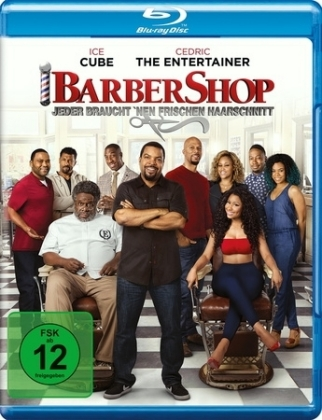 Barber Shop - The Next Cut, 1 Blu-ray | Dodax.ch