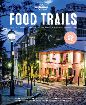 Lonely Planet Food Trails | Dodax.at