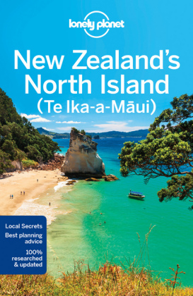 Lonely Planet New Zealand's North Island | Dodax.ch
