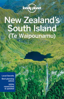 Lonely Planet New Zealand's South Island   Dodax.at