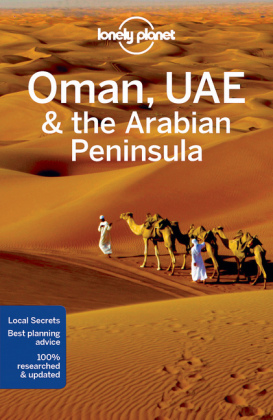Lonely Planet Oman, UAE & Arabian Peninsula | Dodax.ch
