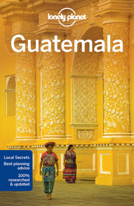 Lonely Planet Guatemala | Dodax.at