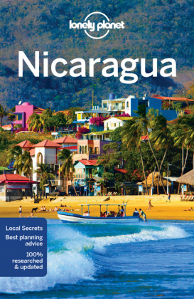 Lonely Planet Nicaragua | Dodax.at