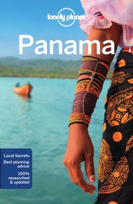 Lonely Planet Panama   Dodax.ch