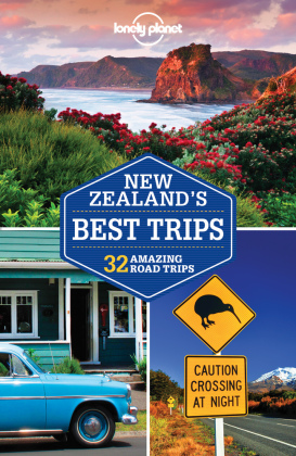 Lonely Planet New Zealand's Best Trips | Dodax.at